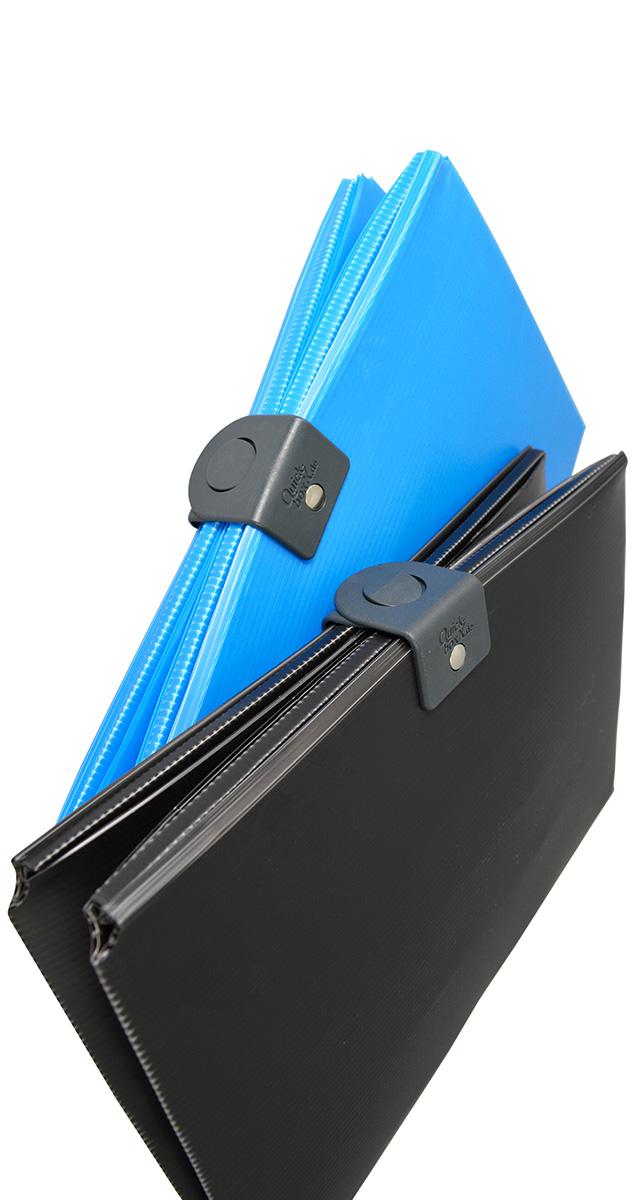 zusammengefaltet Quickboxx Faltbox Klappbox Transportbox Tragebox